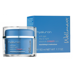 hyaluron anti-age day&night absolute cream rich