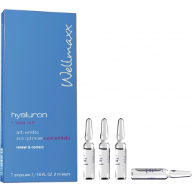 hyaluron + matase de mare anti-wrinkle skin optimizer concentrate
