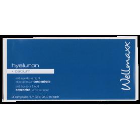 hyaluron + calcium anti-age day & nighy skin optimizer