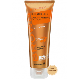 FRUITY INTANSITY - DEEP TANNING LOTION