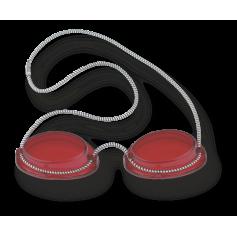 Ochelari UV Goggles Rosu