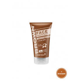 Face Tanning Lotion + Bronzant