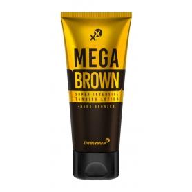Mega Brown Tanning Lotion + Dark Bronzer