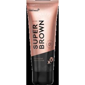 Super Brown Dark Tanning Lotion