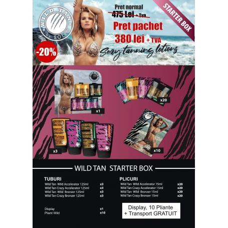 Wild Tan by Soleo